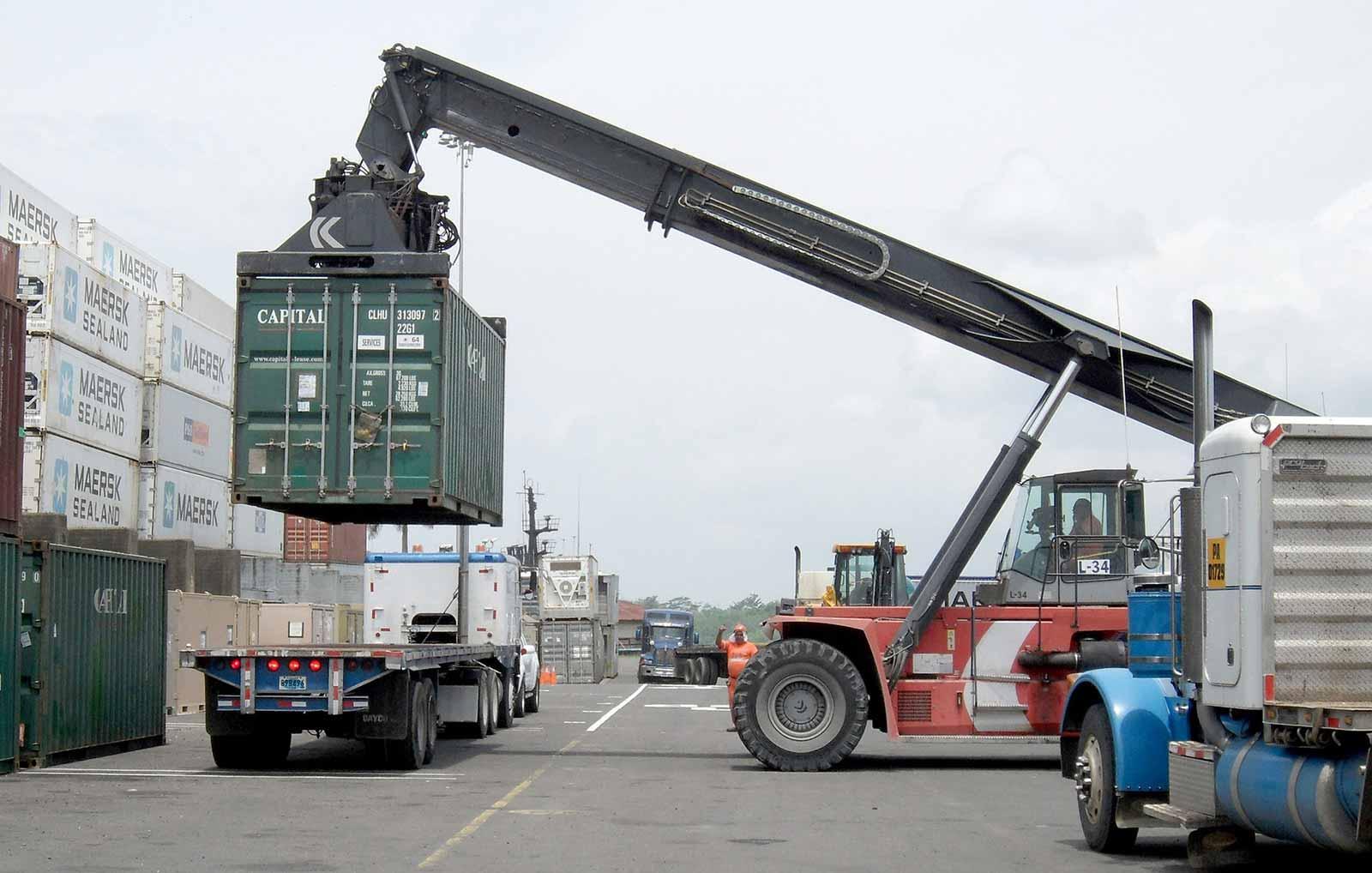 sea freight logistics