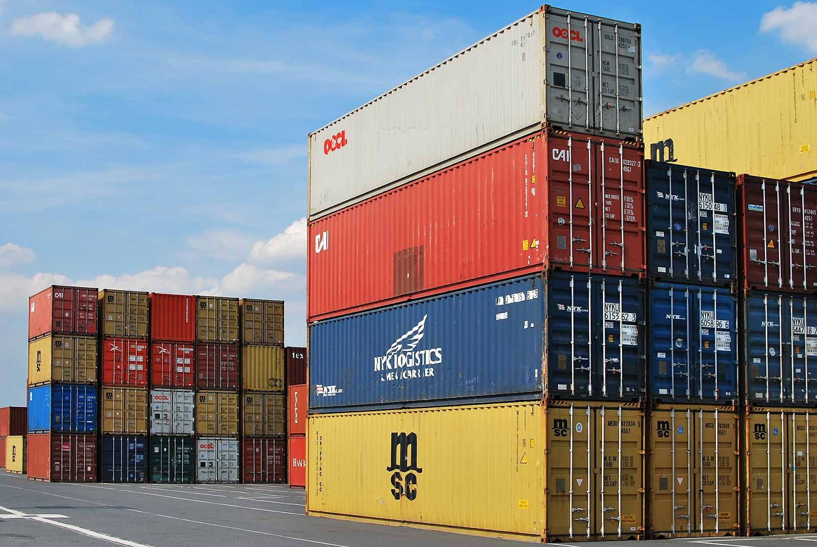 SEA FREIGHT | Global Corporate Logistics | FCL, LCL, Breakbulk Cargo